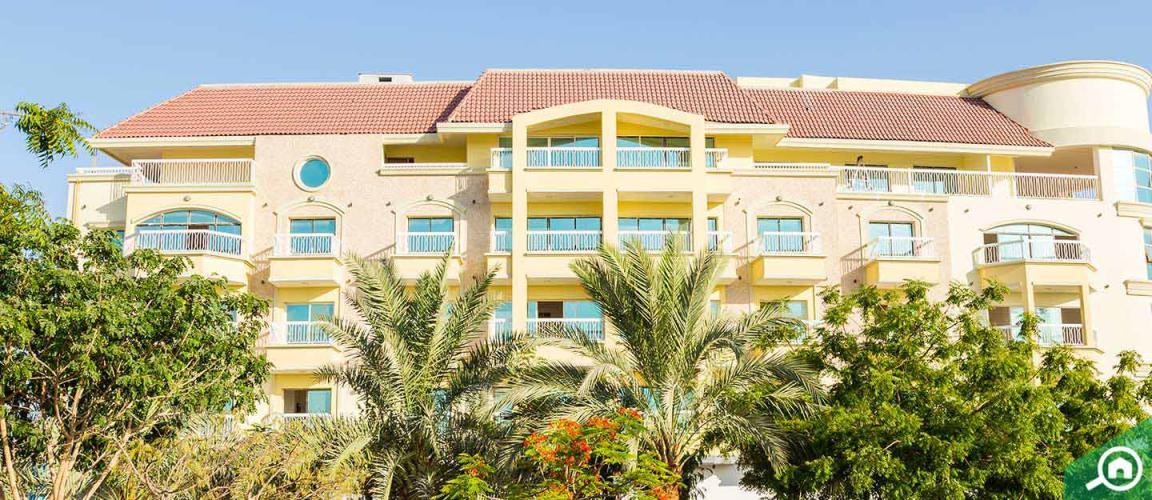 District 8L, Jumeirah Village Triangle (JVT)