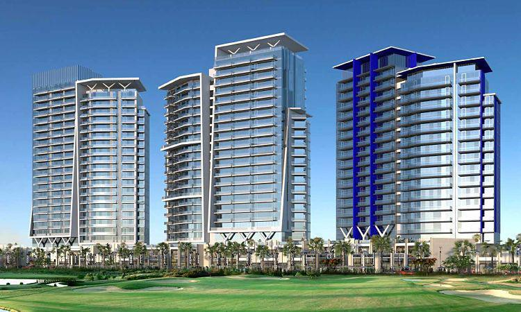 Kiara Furnished Apartments at  Damac Hills