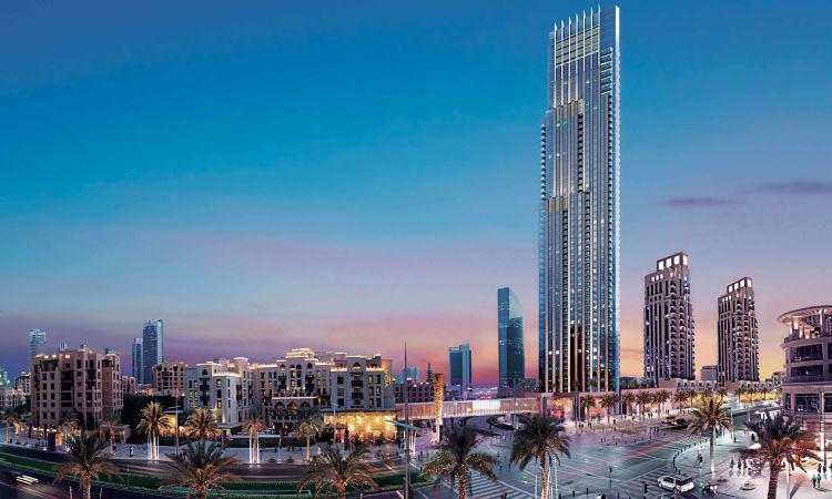 Vida Residence Downtown at  Downtown Dubai