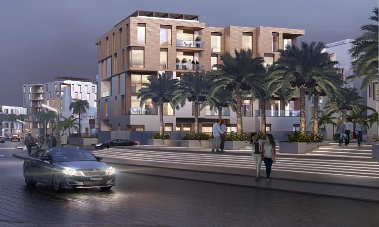 Wasl Gate at  Sheikh Zayed Road