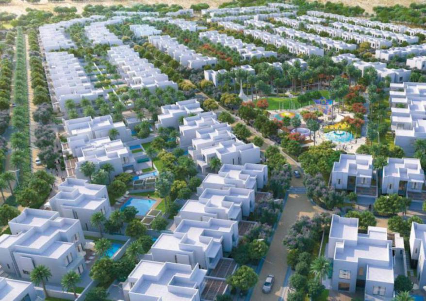 Al Lilac Townhouses Phase 4 at  Al Zahia