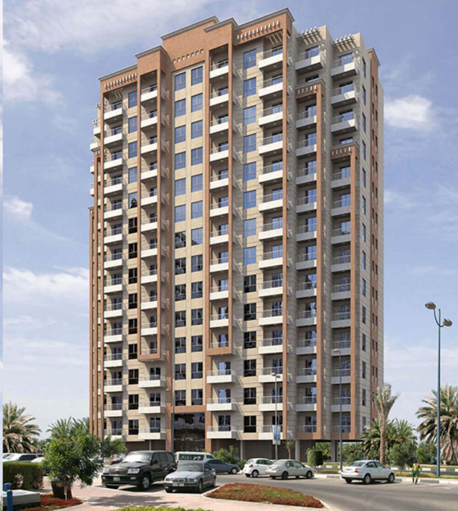 Q-Line Apartments at  Liwan