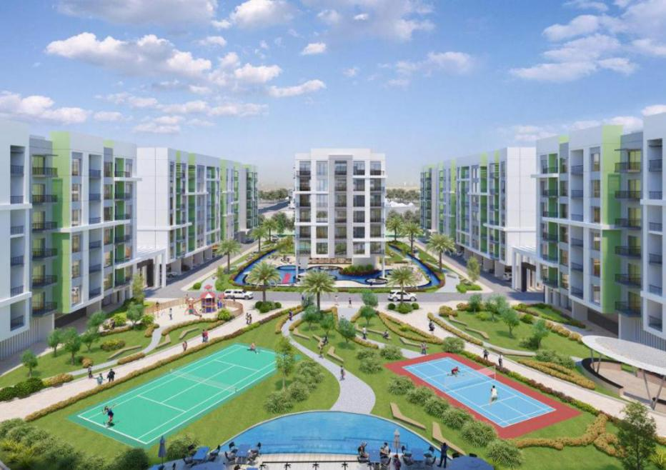 Olivz Apartments at  Al Warsan Development