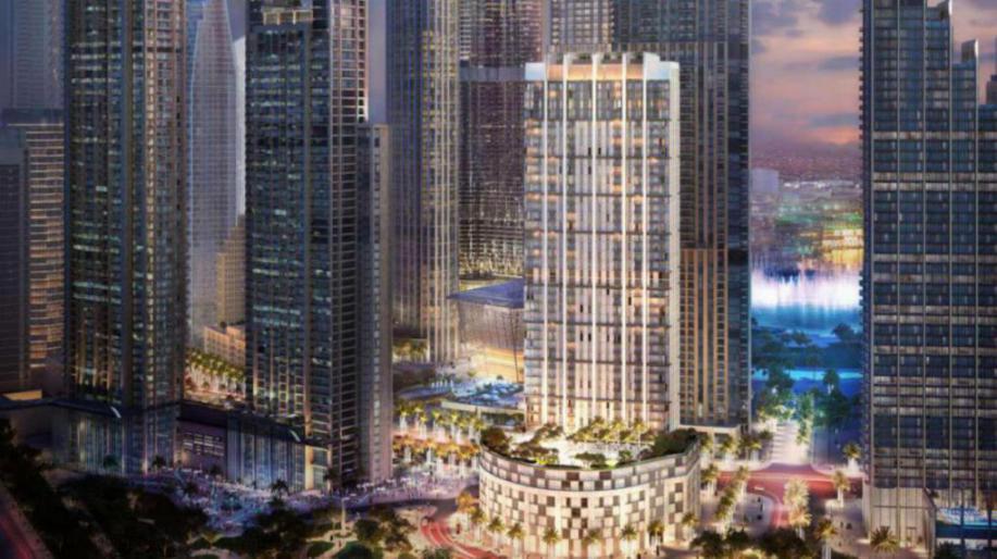 Burj Crown at  Downtown Dubai