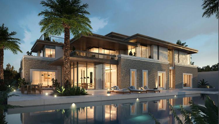 Rabia Villas at  Al Jurf