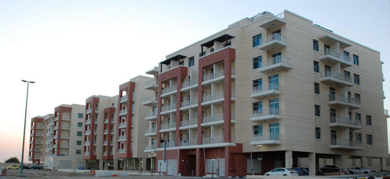 Queue Point Apartments at  Liwan