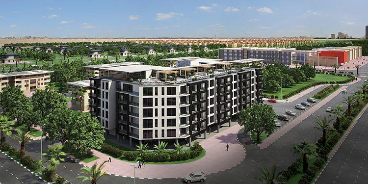 Grenland Residence at  Mohammed bin Rashid City