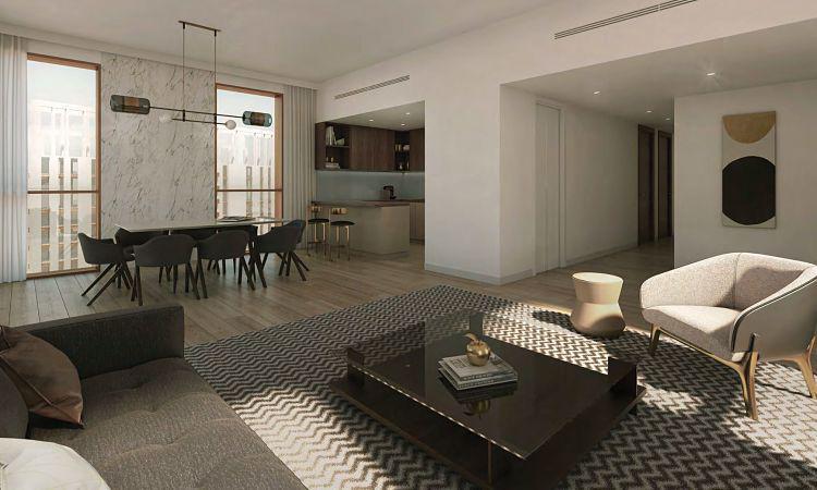 Reflection Apartments at  Al Reem Island