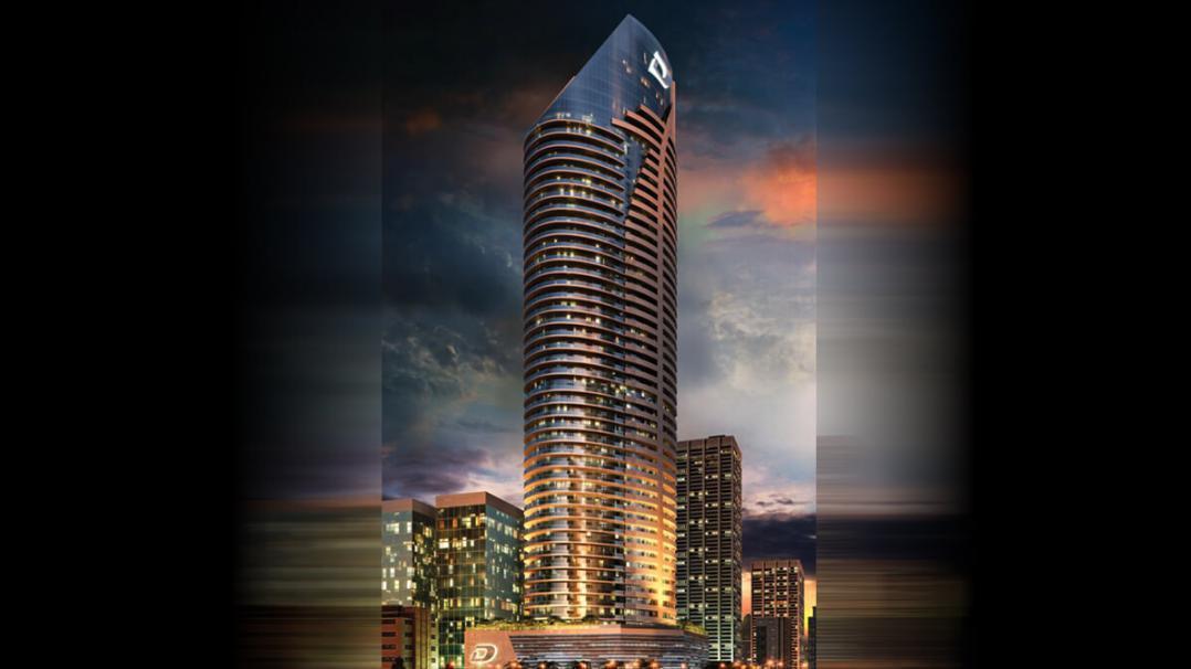 The Distinction at  Downtown Dubai