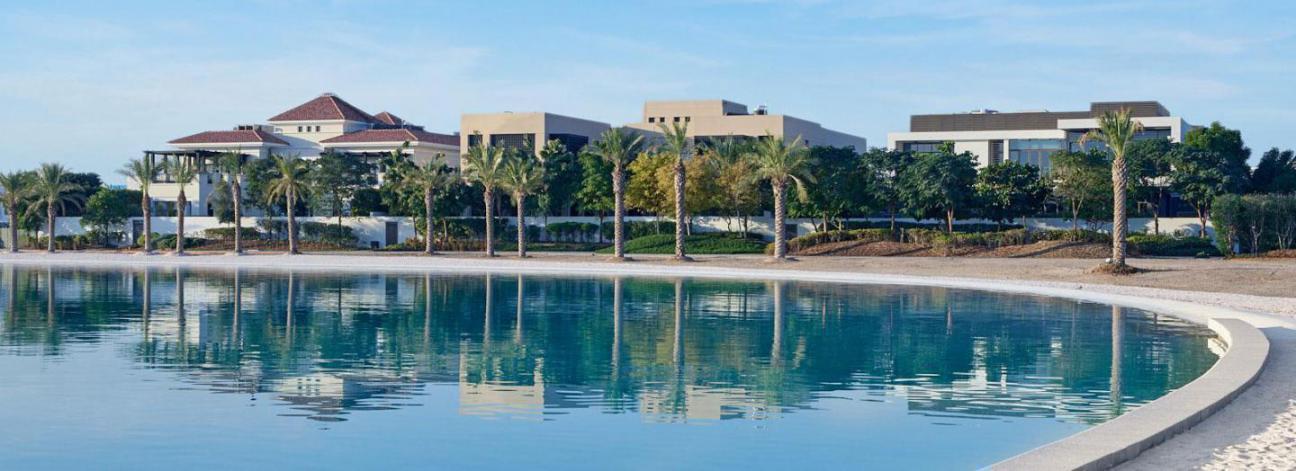 Blue Views Villansions at  Mohammed bin Rashid City