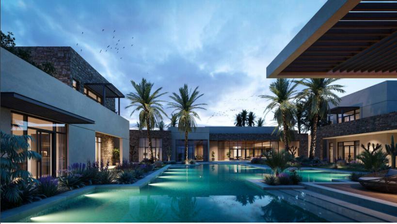 Budoor Villas at  Al Jurf