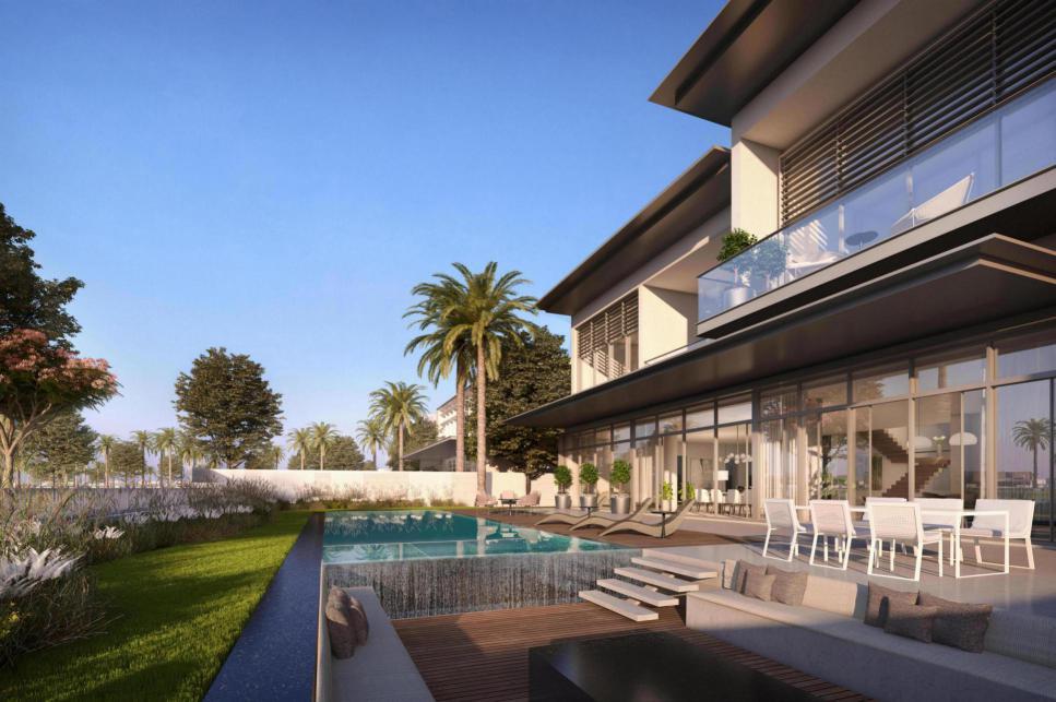 Golf Place II Villas at  Dubai Hills Estate