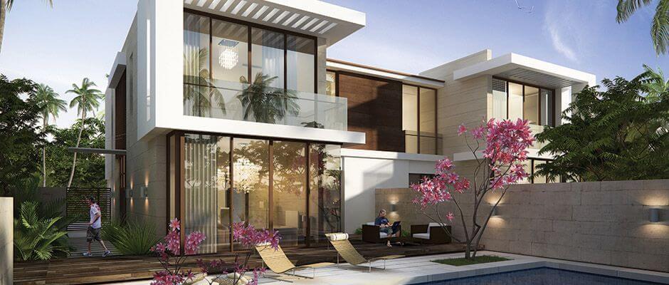 Rochester Villas at  Damac Hills