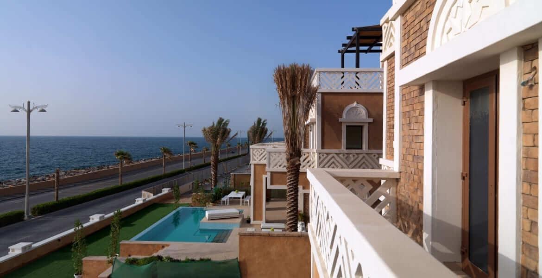 Balqis Residence Townhouses at  Palm Jumeirah