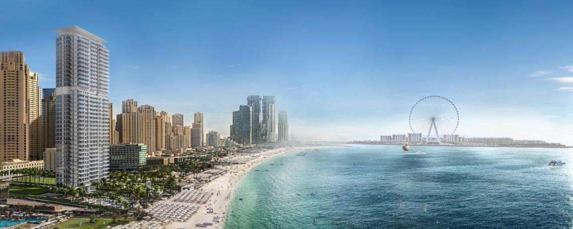 La Vie Tower at  Jumeirah Beach Residence