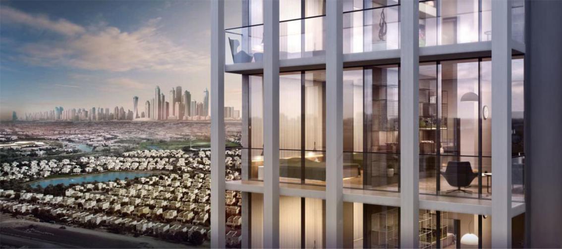 Bloom Towers at  Jumeirah Village Circle