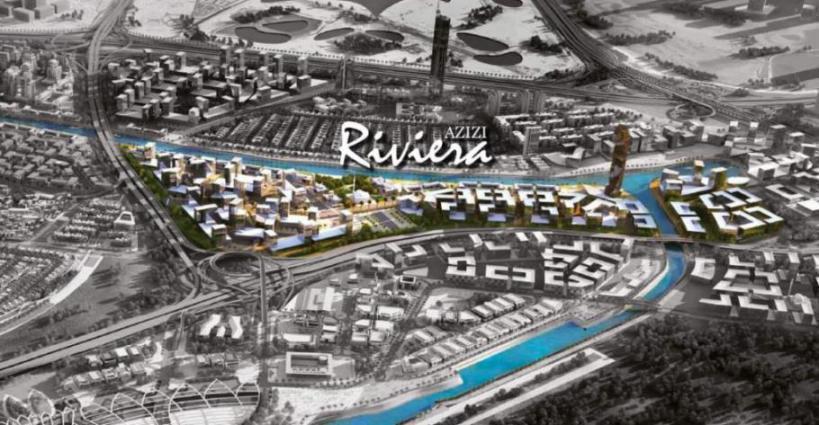 Azizi Riviera Phase 3 at  Mohammed bin Rashid City
