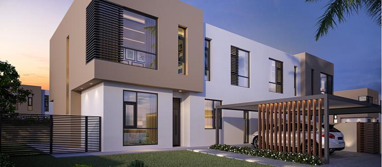 Semi Detached Villas at  Nasma Residences, Sharjah