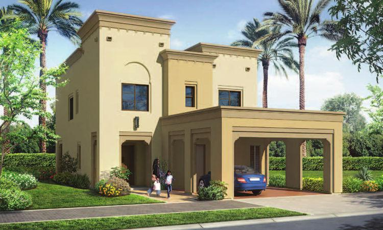 Casa Villas at  Arabian Ranches II