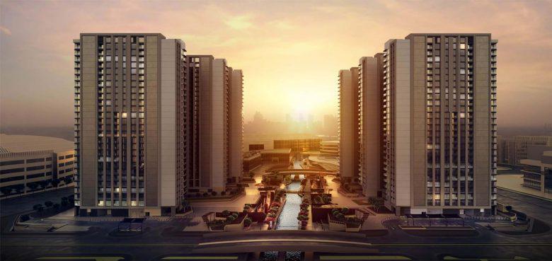 The Bridges Apartments at  Al Reem Island
