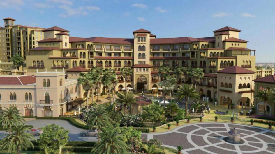 Alandalus Apartments at  Jumeirah Golf Estates
