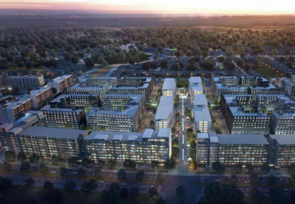 Tiraz Apartments at  Aljada