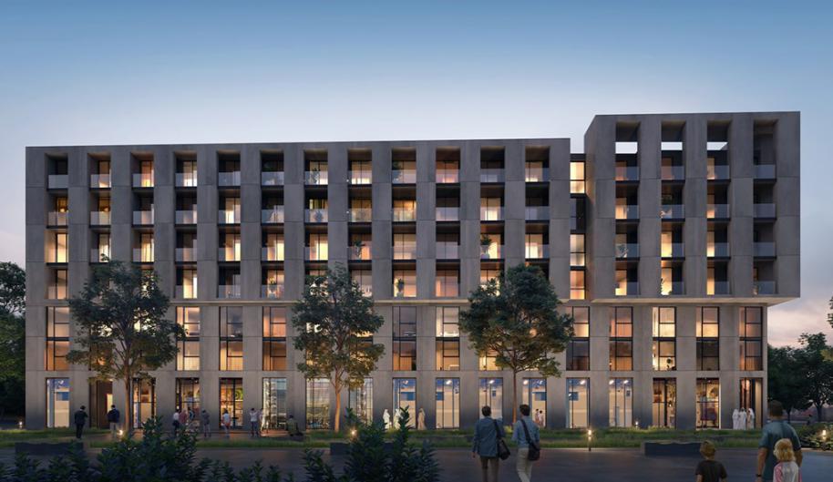 Tiraz Apartments 2 at  Aljada