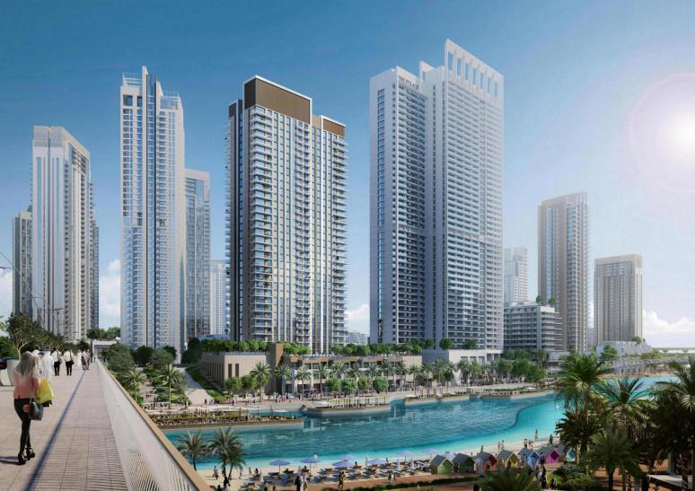Creek Palace Apartments at  Dubai Creek Harbour