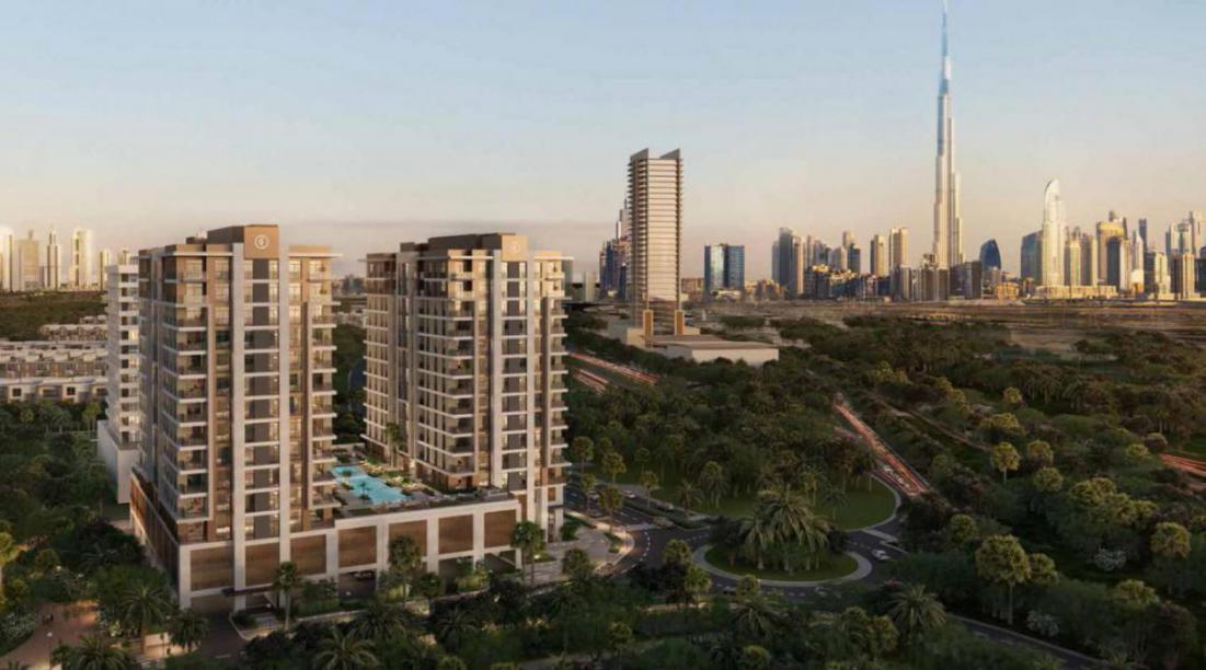 Wilton Terraces 1 at  Mohammed bin Rashid City