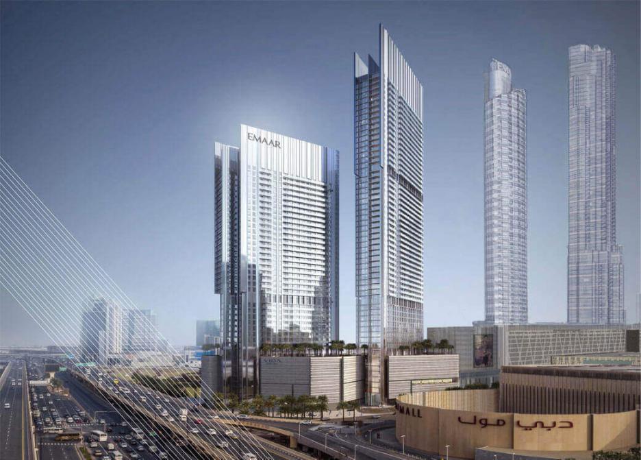 Vida Dubai Mall Apartments at  Downtown Dubai