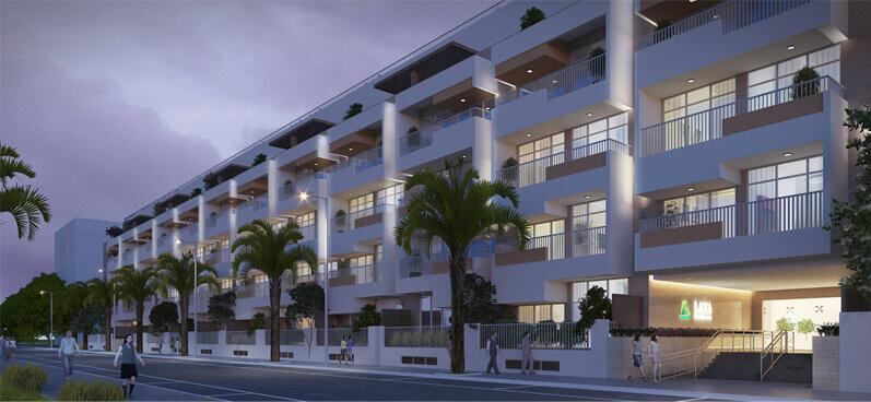 Laya Residences at  Jumeirah Village Circle