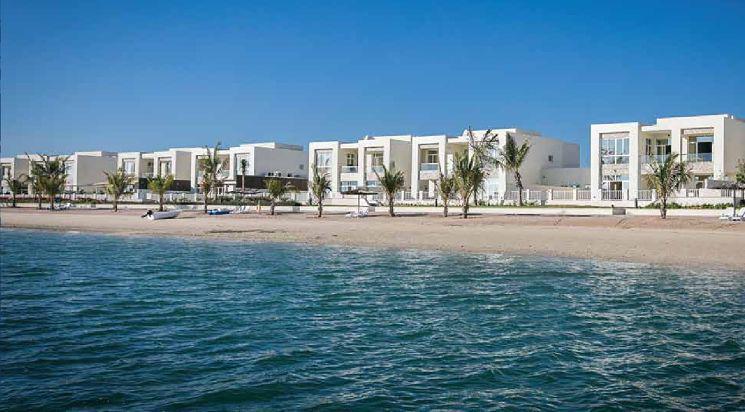 Bermuda Villas at  Mina Al Arab