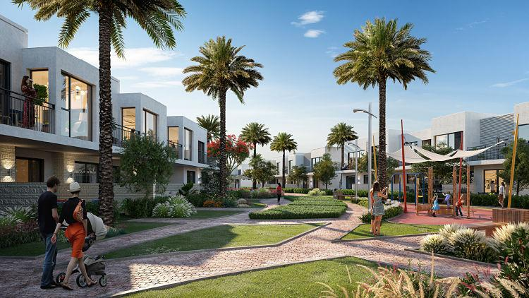 Expo Golf Villas Phase 4 at  Emaar South
