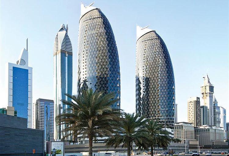 Damac Park Towers at  Dubai International Financial Centre (DIFC)