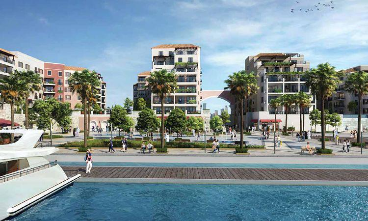 La Voile Apartments at  Port De La Mer