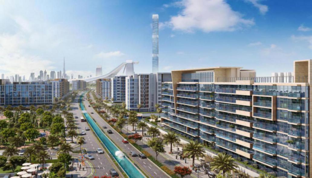 Azizi Riviera Phase 2 at  Mohammed bin Rashid City