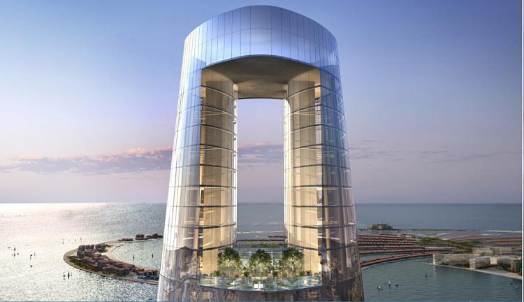 CIEL Hotel at  Dubai Marina