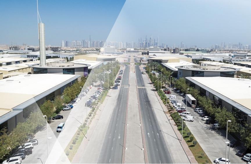 Dubai Production City Plots at  IMPZ
