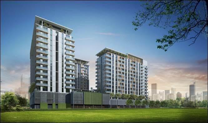 Hartland Aflux Apartments at  Sobha Hartland