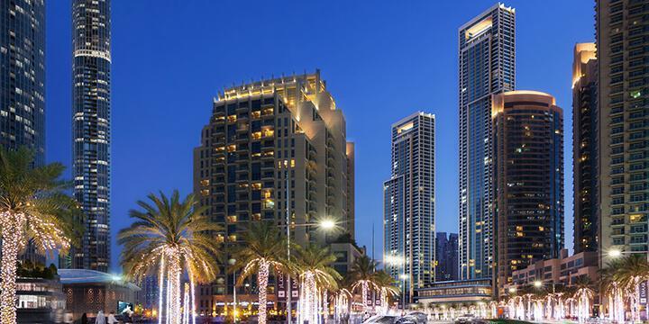 Forte Apartments at  Downtown Dubai