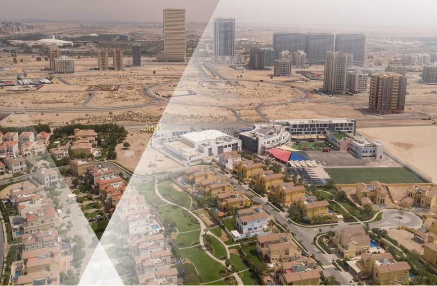 Dubailand Residence Complex (Plot) at  Dubai Residential Complex
