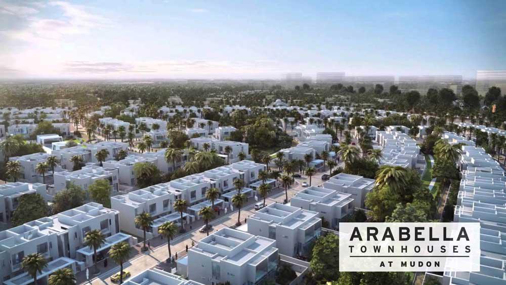 Arabella Townhouses Phase II at  Mudon