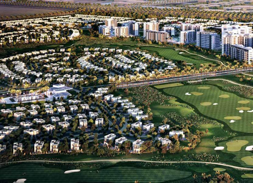 Emaar South | Standalone villas and apartments - sold out