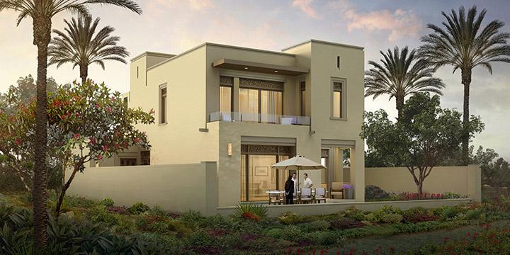 Azalea Villas at  Arabian Ranches II