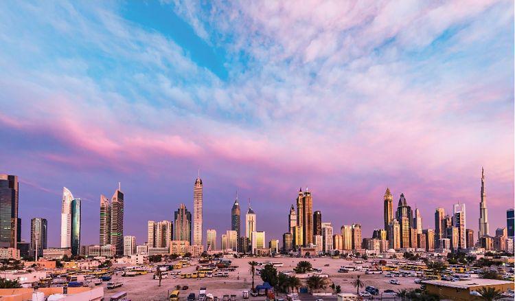 Jumeirah Garden City at  Al Satwa