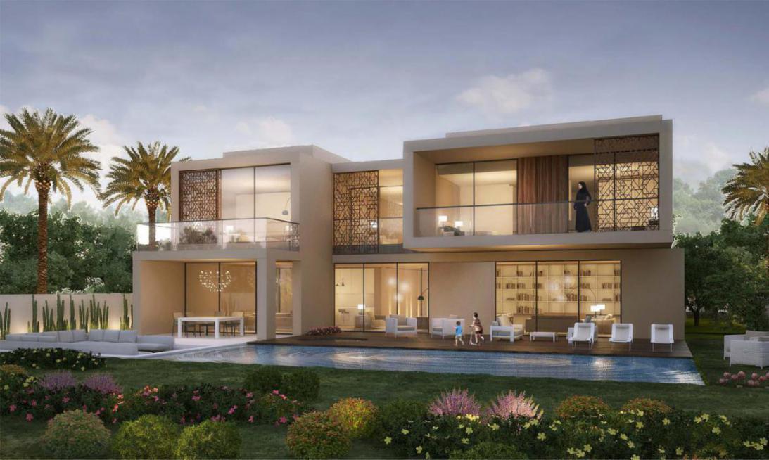 Parkway Vistas Villas at  Dubai Hills Estate