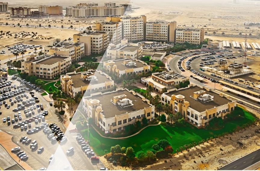 Dubai International Academic City Plots at  Dubai International Academic City