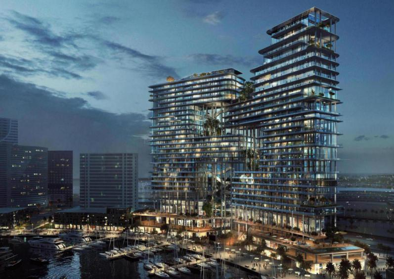 The Residences Dorchester Collection at  Business Bay
