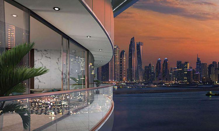 Seven Hotel Apartments at  Palm Jumeirah