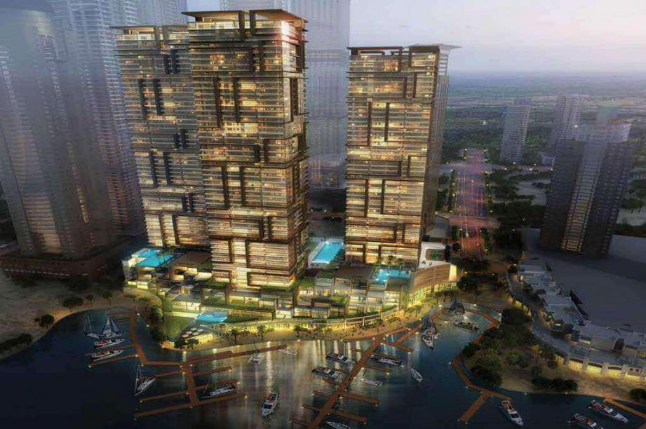 The Residences – Marina Gate I at  Dubai Marina
